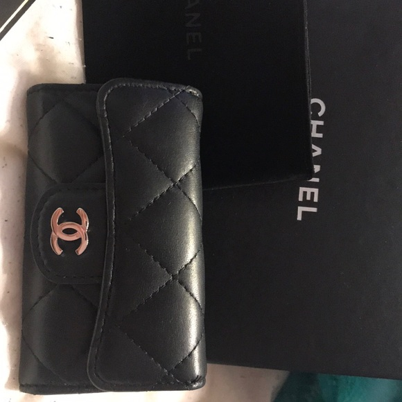 07b8b906dc72 CHANEL Handbags - Chanel 6 Ring Key Holder